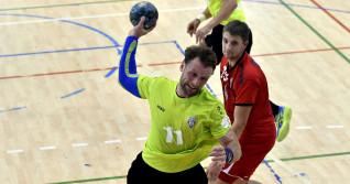 HANDBAL MASCULIN:STEAUA BUCURESTI-GRK VARAZDIN, CUPA EHF (9.09.2018)