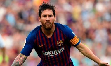 Lionel Messi gol Barcelona