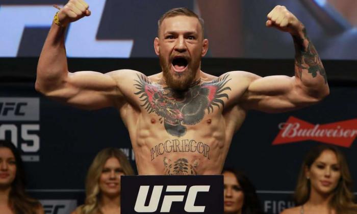 McGregor UFC