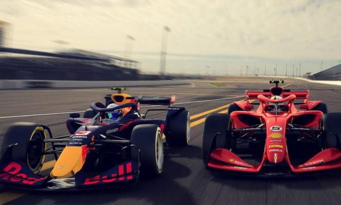 F1 monoposturi 2021