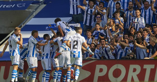 LIVE VIDEO Real Sociedad - Barcelona