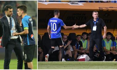 Nicolae Dică transfer Ianis Hagi FCSB
