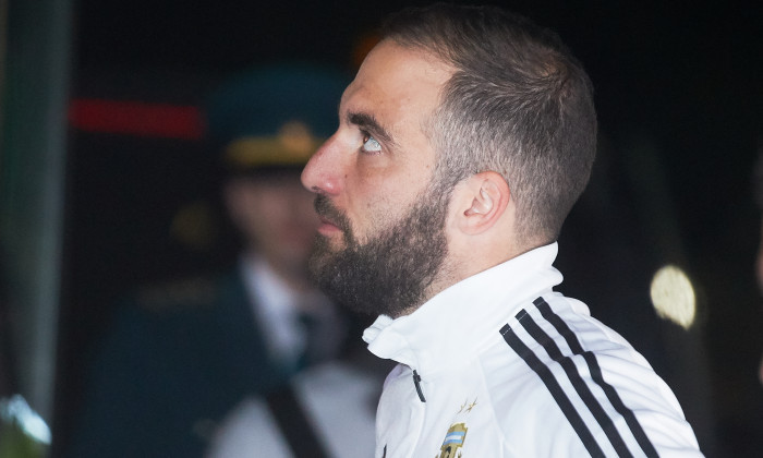 Argentina Team Arrives in Moscow - 2018 FIFA World Cup