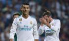 Cristiano Ronaldo Gareth Bale Real Madrid UEFA Champions League