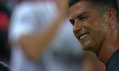 Cristiano Ronaldo eliminat 1