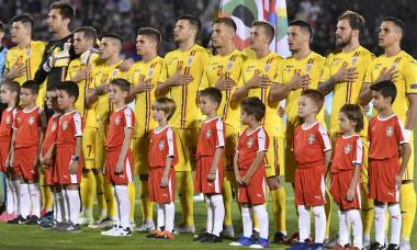 FOTBAL:SERBIA-ROMANIA, LIGA NATIUNILOR