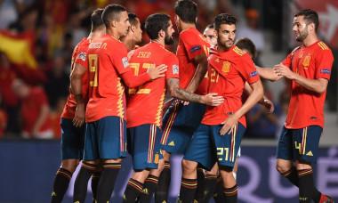 Spania vs Croaţia