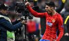 FOTBAL:FC STEAUA BUCURESTI-HAPOEL BEER SHEVA, LIGA EUROPA (2.11.2017)
