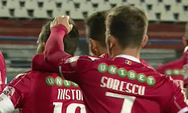 Gol Dinamo Nistor Braila