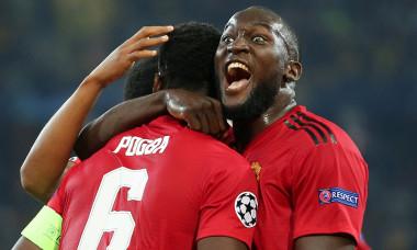 Young Boys - Manchester United 0-3. Meci perfect făcut de Pogba. Dublă şi assist pentru campionul mondial