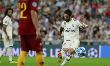 Isco gol Real Madrid UEFA Champions League 2018-2019
