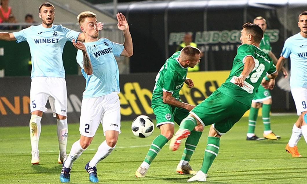 Claudiu Keseru Ludogorets - Bayer Leverkusen 2-3 UEFA Europa League
