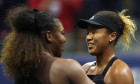 Naomi Osaka Serena Williams US Open