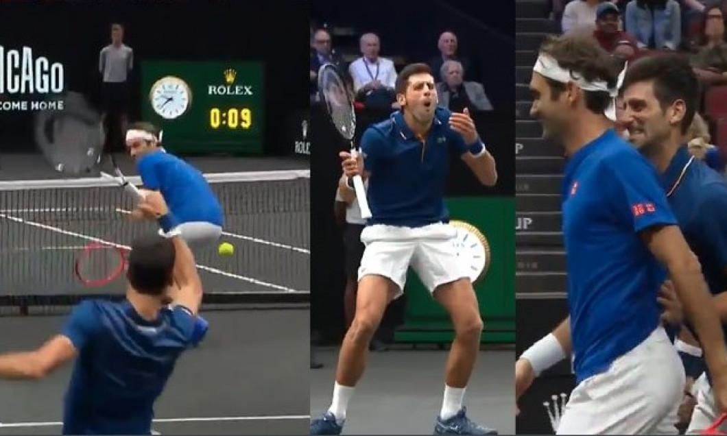 Djokovic Federer