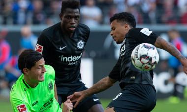 Eintracht Frankfurt - Hannover 4-1 Bundesliga