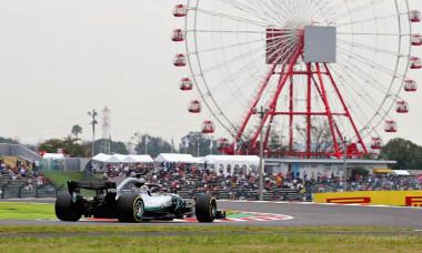 Lewis Hamilton F1 Marele Premiu al Japoniei