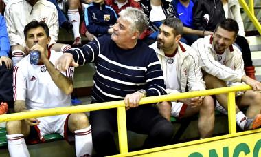 FUTSAL:STEAUA BUCURESTI-FC ARGES, CUPA CAMPIONILOR OLD BOYS (20.12.2016)
