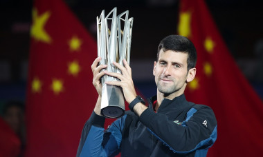 2018 Rolex Shanghai Masters - Day 8