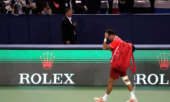 2018 Rolex Shanghai Masters - Day 5