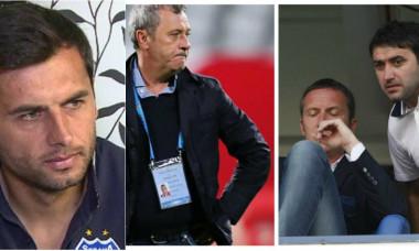 Nicolae Dică, Mircea Rednic, MM Stoica și Ionuț Luțu