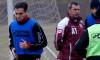 FOTBAL:CONFERINTA DE PRESA SI ANTRENAMENT RAPID BUCURESTI (6.02.2008)