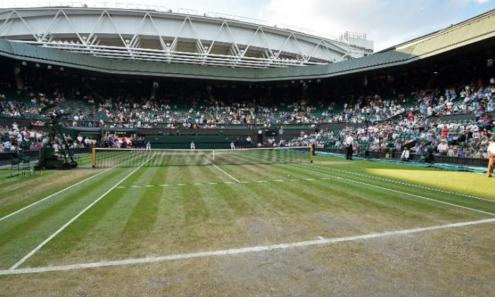 Wimbledon iarba