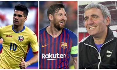 Hagi Messi Ianis