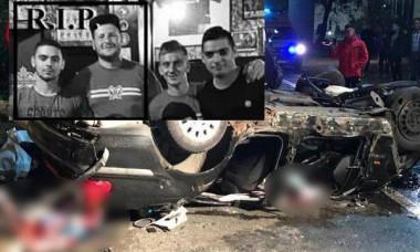 Accident mortal galerie UTA
