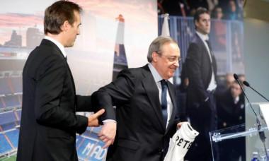Julen Lopetegui antrenează Real Madrid din iunie 2018