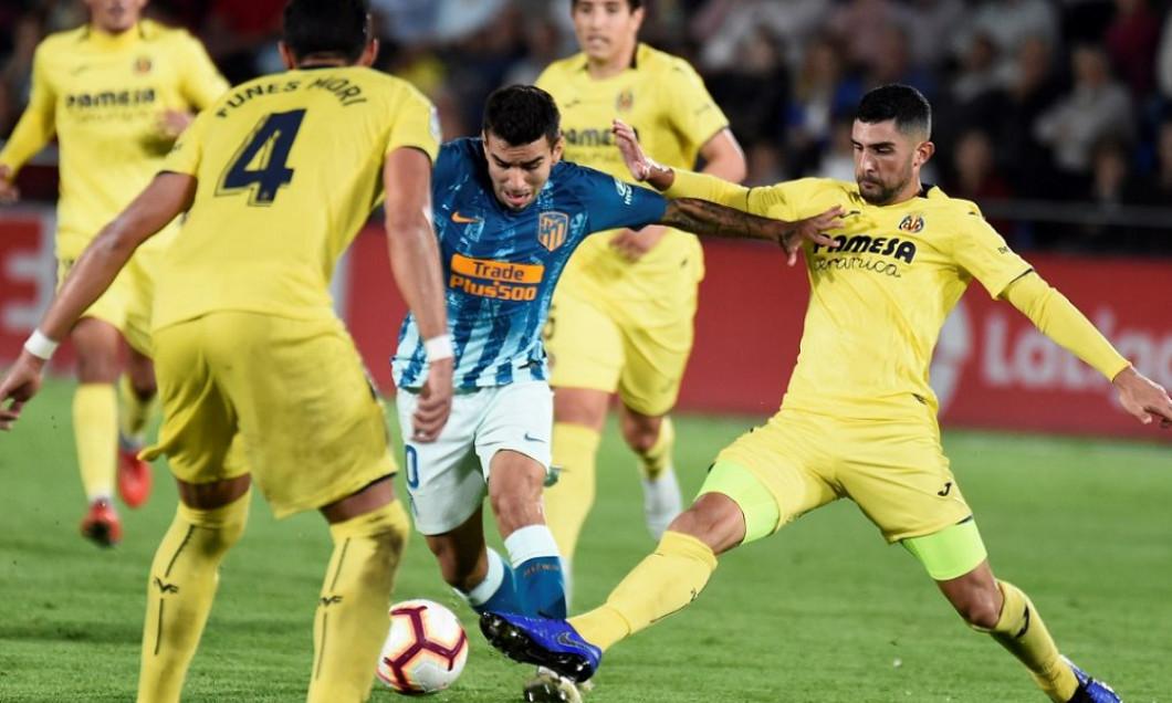 Atletico remiza la Villarreal