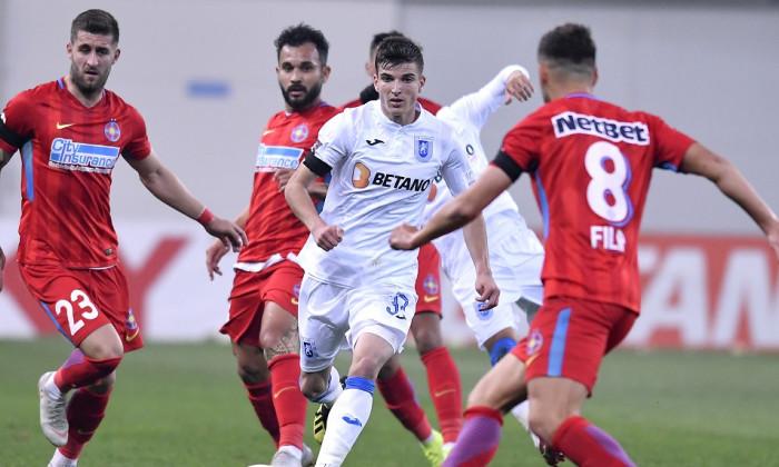 U Craiova FCSB