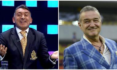 Ilie Dumitrescu a avut un dialog spumos cu Gigi Becali
