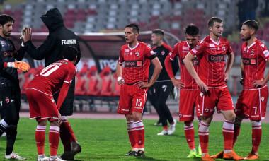 Dinamo - Dunărea 1-1
