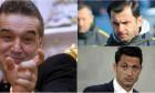 Gigi Becali, Nicolae Dică, Mirel Rădoi