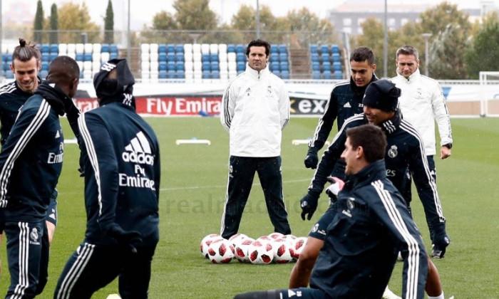 Santiago Solari este noul antrenor de la Real Madrid re