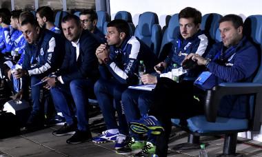FOTBAL:AFC TURRIS-OLTUL TURNU MAGURELE-UNIVERSITATEA CRAIOVA, CUPA ROMANIEI (30.10.2018)
