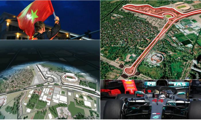 Formula 1, Hanoi