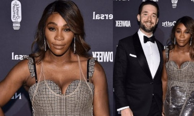 Serena Williams Alexis Ohanian Brand Genius Awards - Copy