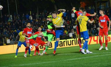 FOTBAL:DUNAREA CALARASI-FCSB, CUPA ROMANIEI (1.11.2018)