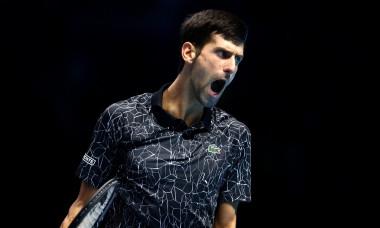 Turneul Campionilor | Djokovic, a doua victorie la Londra. Programul zilei, rezultate, clasamente