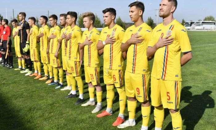 Romania U19 - Bulgaria U19 1-1 calificari EURO 2019