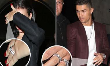 Cristiano Ronaldo Georgina Rodriguez nunta