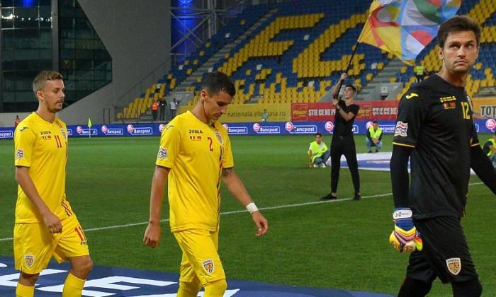 LIVE Romania - Lituania Liga Natiunilor
