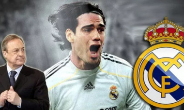 Radamel Falcao transfer Real Madrid Florentino Perez