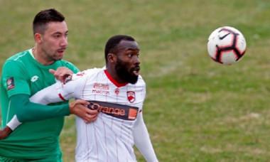 Gregory Tade transfer Dinamo Mircea Rednic