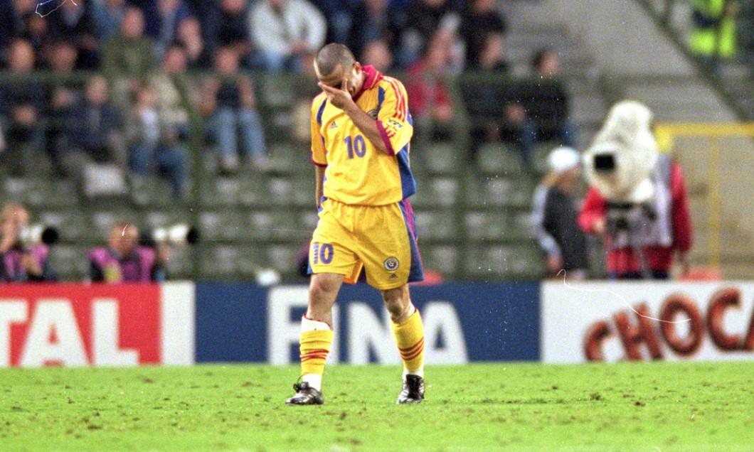 Gheorghe Hagi ultimul meci în nationala României