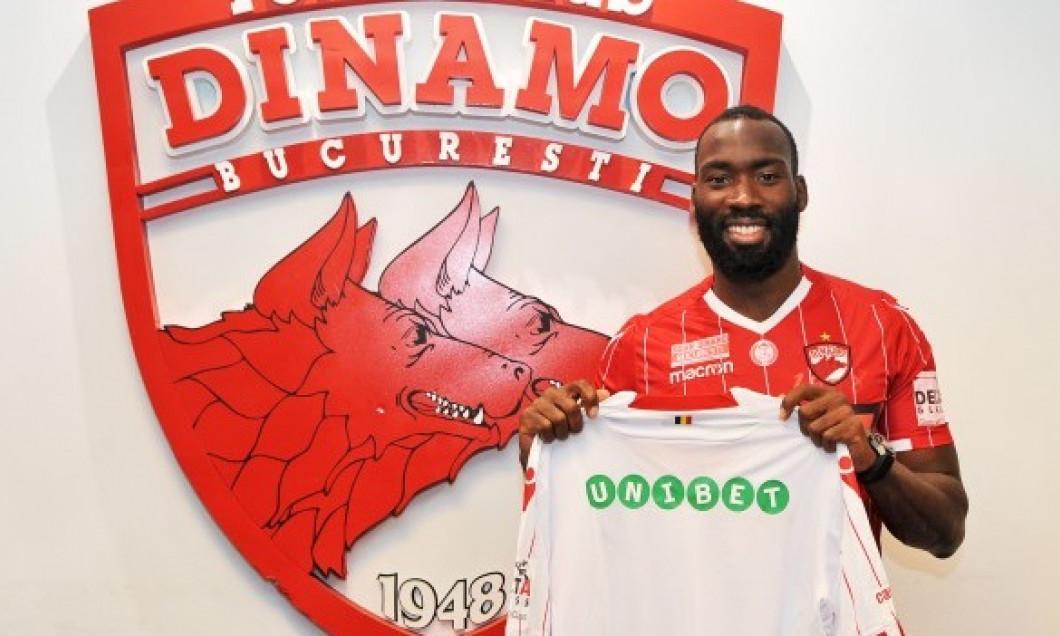 Gregory Tade noul atacant al lui Dinamo