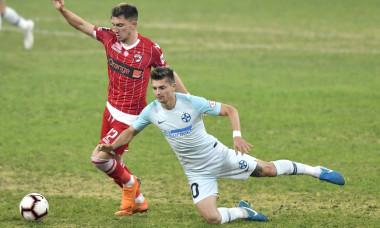 Deian Sorescu Florin Tănase - Dinamo-FCS