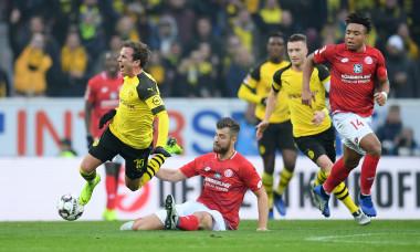 FSV Mainz - Borussia Dortmund 1-2