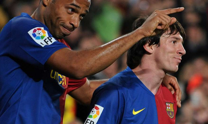 messi henry